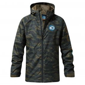 Craghoppers Discovery Adventures Jacket Dark Moss Camo