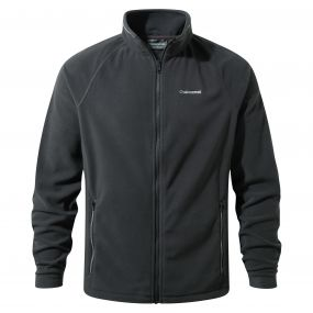 Craghoppers Selby Interactive Jacket Black Pepper