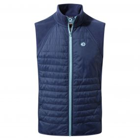 Craghoppers Discovery Adventures Hybrid Vest Night Blue