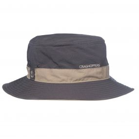 Craghoppers NosiLife Jungle Hat Pepper Pebble