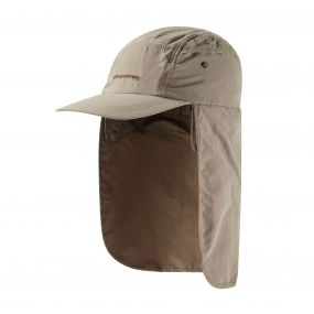 Craghoppers NosiLife Desert Hat Pebble