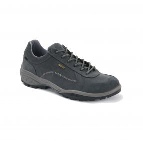 Craghoppers Bari Waterproof Walking Shoe Black Pepper