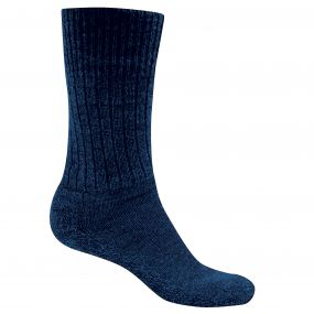 Craghoppers Mens Hiker Sock Deep Blue / Royal Navy