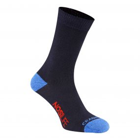 Craghoppers Single Pack NosiLife Travel Sock Dark Navy