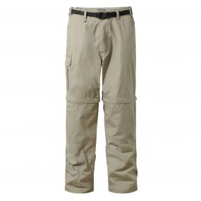 Craghoppers Kiwi Convertible Trousers Beach