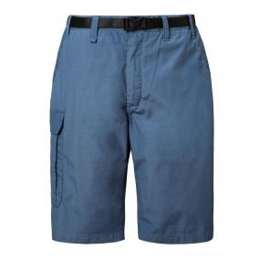 Craghoppers Kiwi Long Shorts Ocean Blue