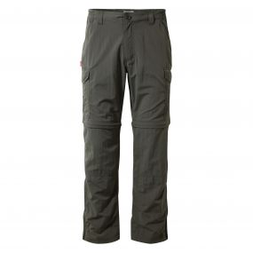 Craghoppers NosiLife Convertible Trousers Bark