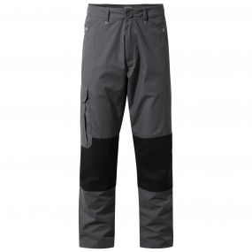 Craghoppers Traverse Trousers Elephant / Black