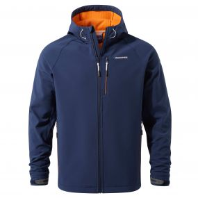 Craghoppers Discovery Adventures Hooded Windshield Jacket Night Blue