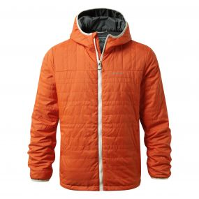 Craghoppers CompressLite Jacket II Spiced Orange