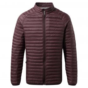 Craghoppers Venta Lite II Jacket Dark Wine