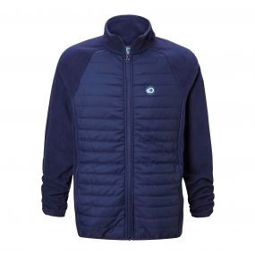 Craghoppers Discovery Adventures Hybrid Jacket Night Blue