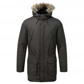 Craghoppers Argyle Parka Black Pepper
