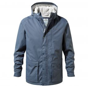 Craghoppers Kiwi Classic Thermic Jacket Ombre Blue