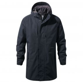 Craghoppers 365 5in1 Jacket Black / Black Pepper