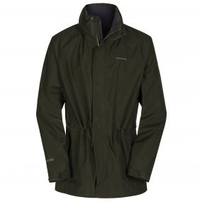 Craghoppers Ashton Long GORE-TEX® Interactive Jacket Evergreen