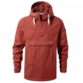 Craghoppers Woodridge Cagoule Carmine Red