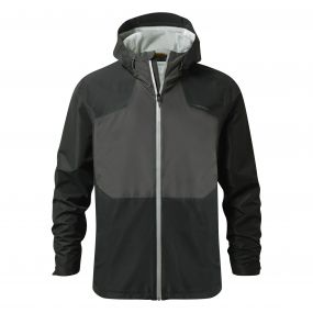 Craghoppers Apex Jacket Black Black Pepper