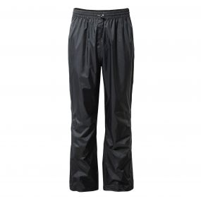 Craghoppers Ascent Overtrousers Black