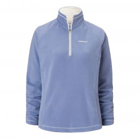 Craghoppers Seline Half Zip Fleece China blue