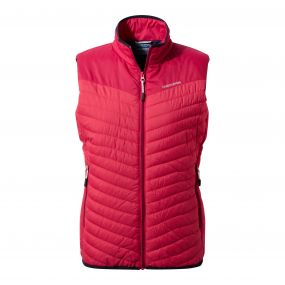 Craghoppers Discovery Adventures Climaplus Vest Electric Pink