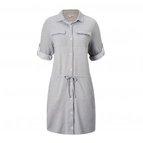Craghoppers NosiLife Daku Dress Soft Grey Marl