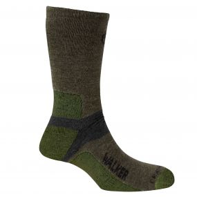 Craghoppers Womens Walking Sock Olive Drab