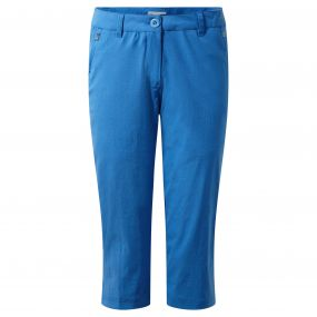 Craghoppers Kiwi Pro Stretch Crops Bluebell