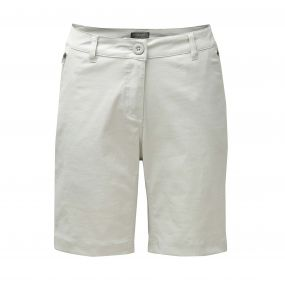 Craghoppers Kiwi Pro Stretch Shorts Dove Grey