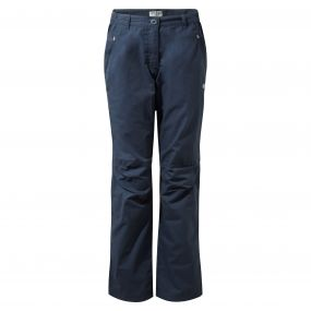 Craghoppers C65 Trousers Soft Navy