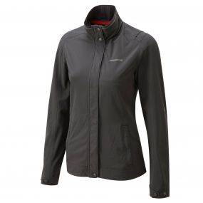 Craghoppers NosiLife Akello Jacket Charcoal