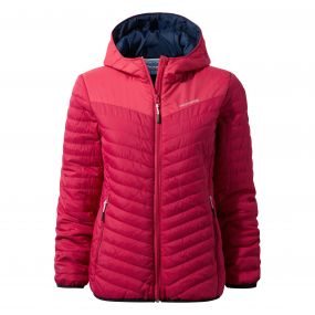 Craghoppers Discovery Adventures Climaplus Jacket Electric Pink