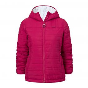 Craghoppers CompressLite Jacket II Tropical Pink