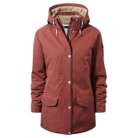 Craghoppers 250 Jacket Dark Redwood