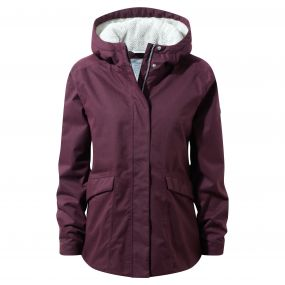 Craghoppers Lindi Jacket Winterberry