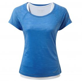 Craghoppers Pro Lite Tee Bluebell