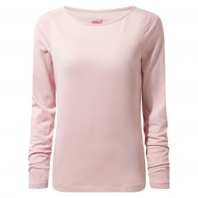 Craghoppers NosiLife Erin Long Sleeved Top Blossom Pink