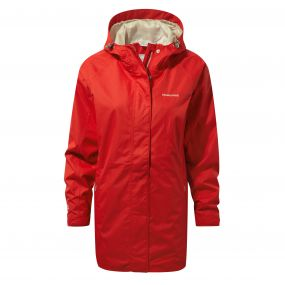 Craghoppers Madigan Classic Jacket Fiesta Red