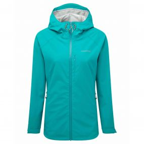 Craghoppers Sienna GORE-TEX Jacket Bright Turquoise
