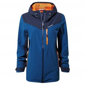 Craghoppers Discovery Adventures Stretch Jacket Deep Blue