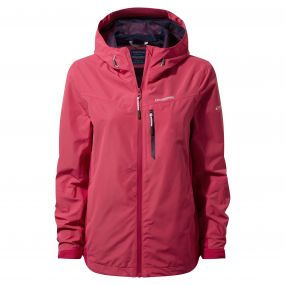 Craghoppers Discovery Adventures Jacket Electric Pink