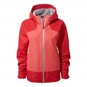 Craghoppers Apex Jacket Fiesta Red