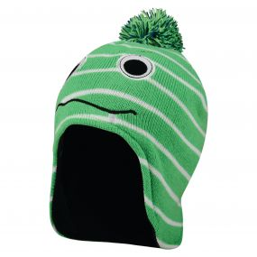 Dare 2B Kids Look Out Beanie Hat Acid Green