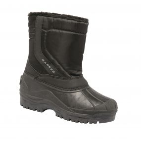 Dare2b Zeppa Junior Snow Boot Black