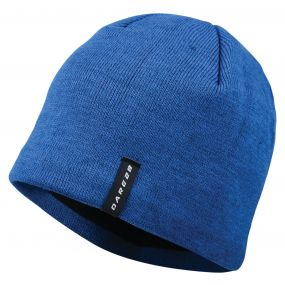 Dare2b Men's Prompted Beanie Hat Oxford Blue