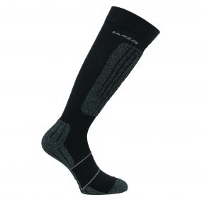 Dare2b Men's Contoured II Socks Black