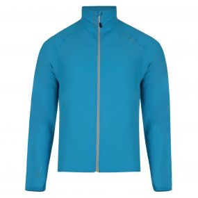 Dare2b Fired Up Windshell Jacket Fluro Blue