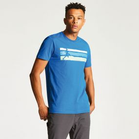 Dare2B Trailhunter Tee National Blue