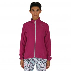 Dare2b Blighted Windshell Jacket Camellia Pur