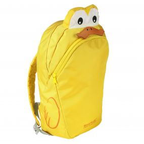 Regatta Kids Zepher Animal Daypack Rucksack Duck Sunbeam